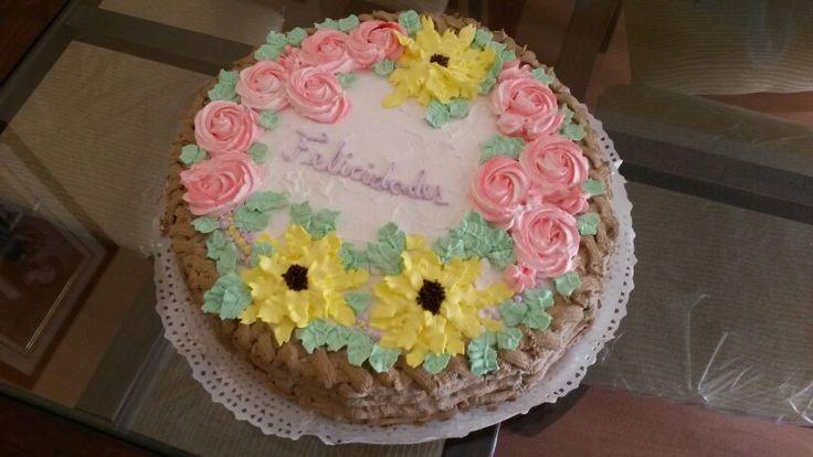 Torta helada 30 personas