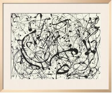 1000 ideas about jackson pollock art on pinterest for Jackson pollock coloring page