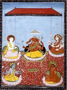 Hindu deities - Wikipedia, the free encyclopedia
