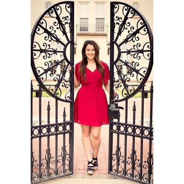 Texas Tech graduation photos