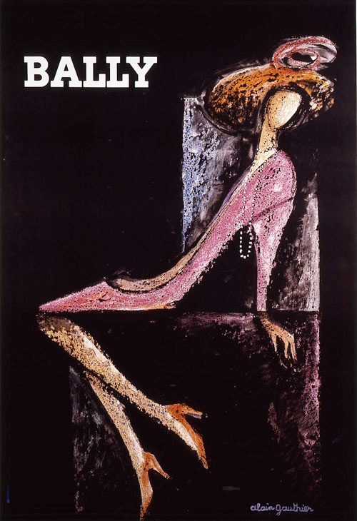"By Alain Gauthier, 1 9 8 5, Won the ""Grand Prix de l'Affiche"".‎"