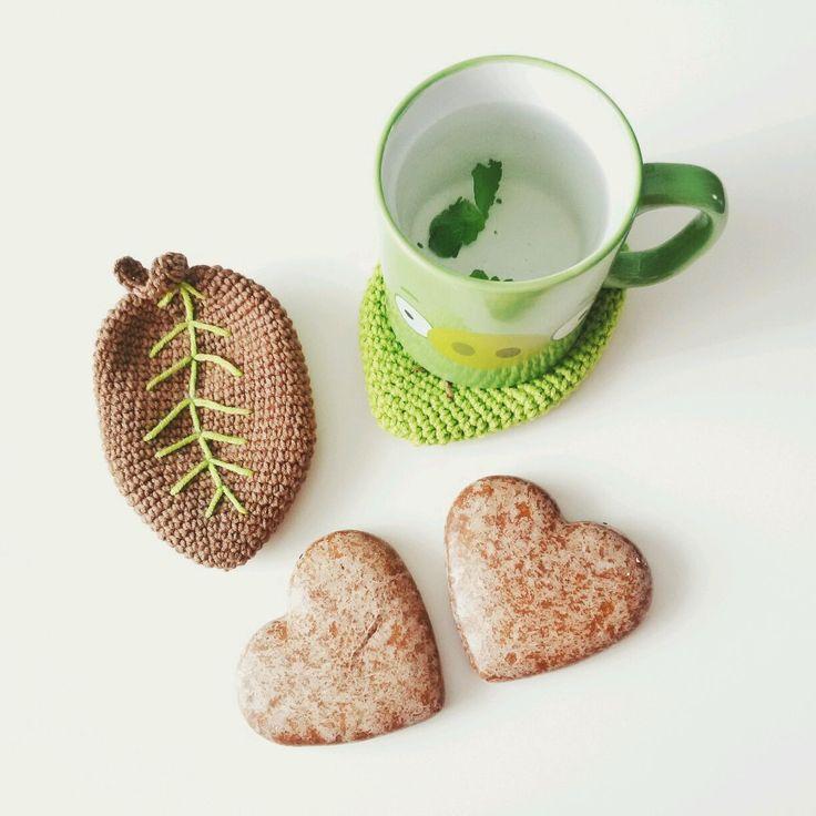 Crochet hot pad / Подставка для кружки - подставка, подставка под кружку, подставки под чашки