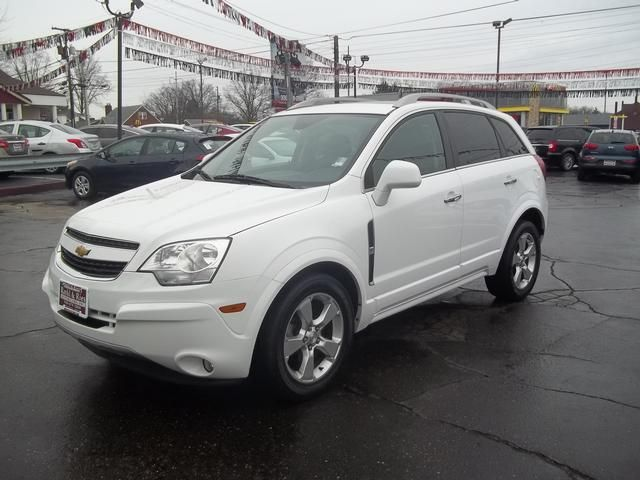 2013 Chevrolet Captiva Sport Only 68 452 Miles Leather Heated