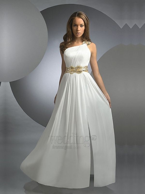 explore goddess prom dress