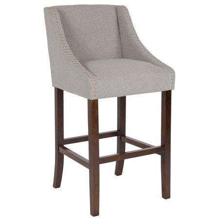 Carmel Series Flash Furniture 30 inch High Transitional