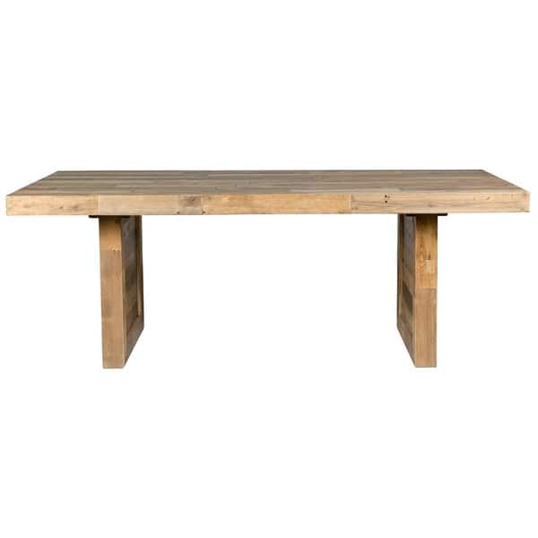 Oscar Reclaimed Wood Dining Or Gathering Table By Kosas Home Cayla Pinterest Horn And Bed Furniture