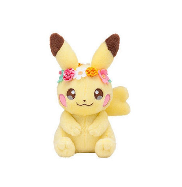 Pokemon Center Original plush doll Pikachu's Easter pre-sale | Toys & Hobbies, TV, Movie & Character Toys, Pokémon | eBay!