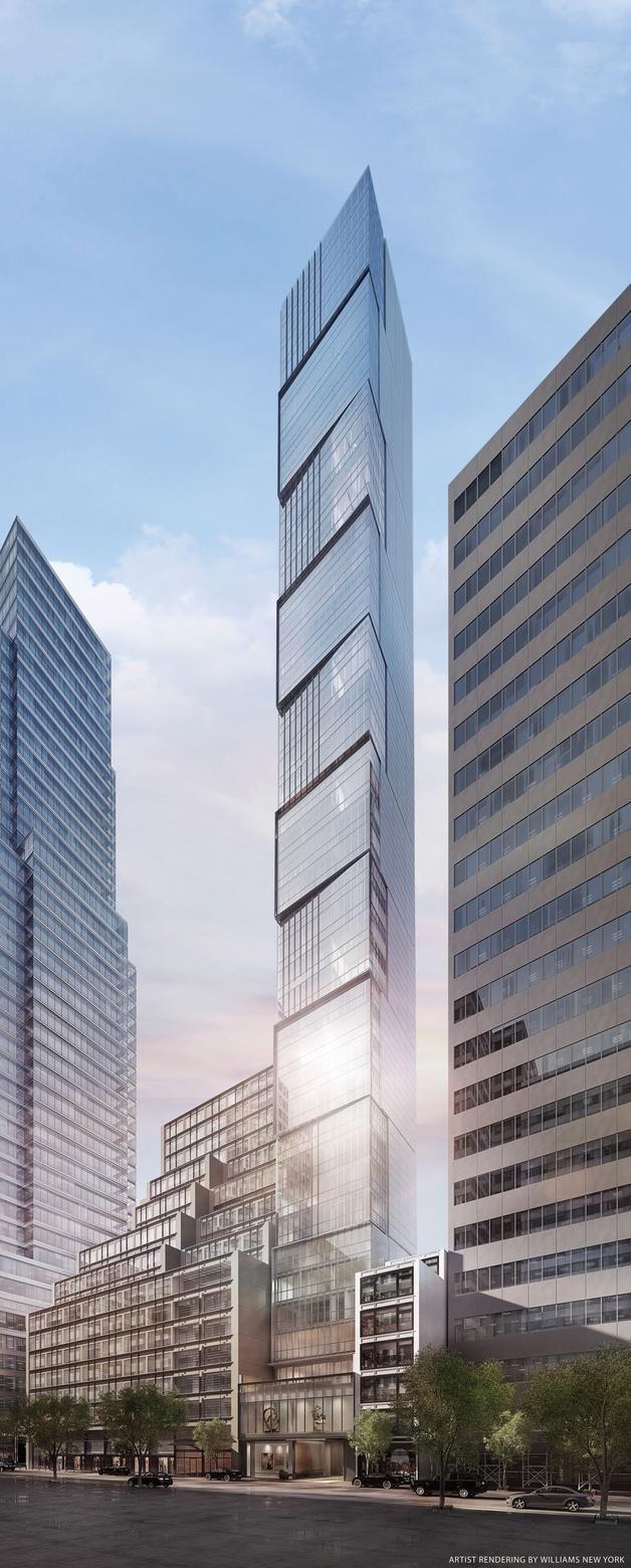 118 E59 - New York - Architecture - SCDA