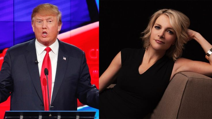 The real problem with Donald Trump retweeting those provocative pictures of Megyn Kelly - The Washington Post