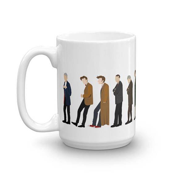 Doctor Who mug!
