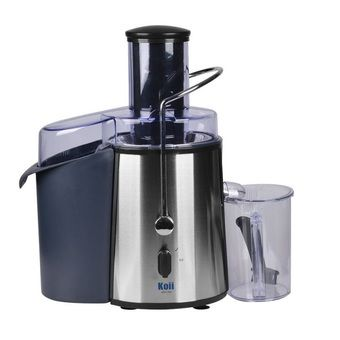 Buy Koii Power Juicer (Silver) online at Lazada Philippines. Discount prices and promotional sale on all Juicers. Free Shipping.