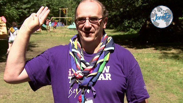 A belated happy World Scarf Day! Scout neckerchiefs are the only unique element of the Scout uniform, I don't know of any other uniformed group that wears neckerchiefs other than Scouts.