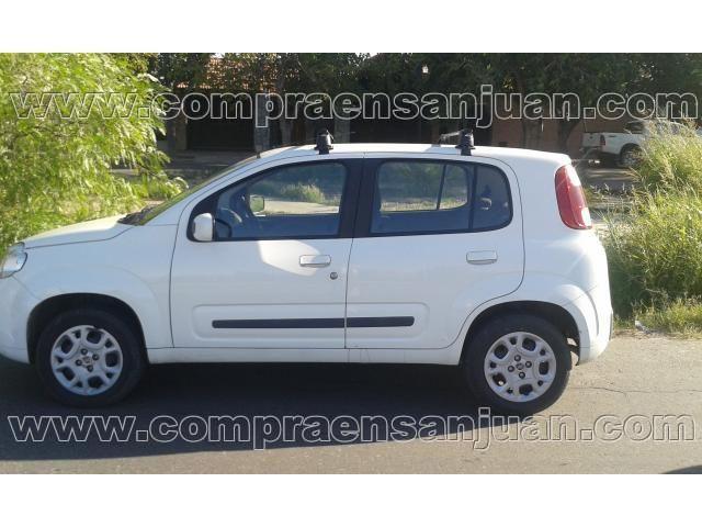 Fiat Uno Nuevo 2011 Con Gnc $120000 - Compraensanjuan.com
