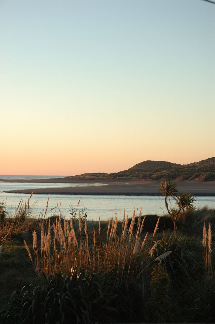 Raglan NZ sunset 1