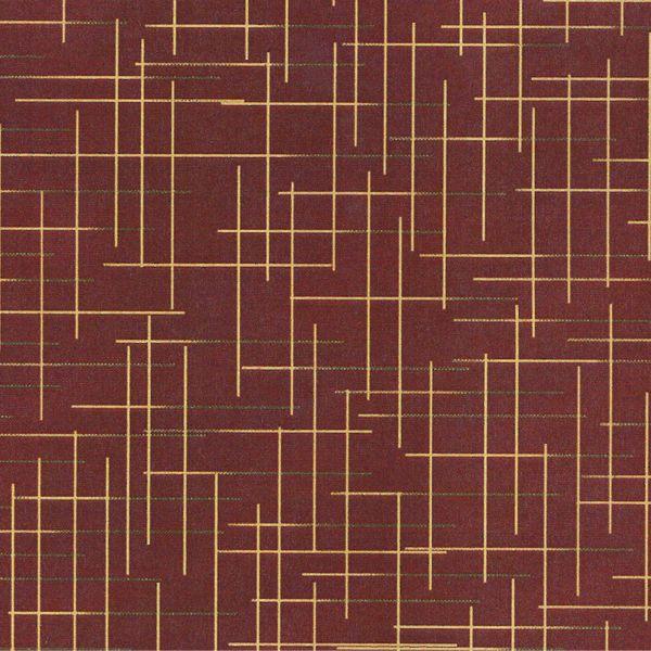 NA3 - Chuva Fundo Vermelho Fabricart Tecidos