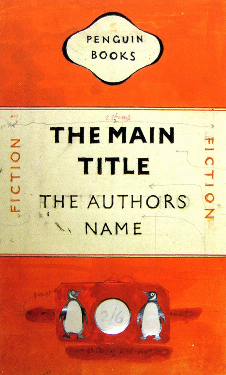 Classic Book Cover Design Template : Jan tschichold s classic cover template for penguin books