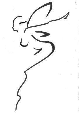 ::::ﷺ♔❥♡ ♤✤❦♡  ✿⊱╮☼ ☾ PINTEREST.COM christiancross ☀ قطـﮧ ⁂ ⦿ ⥾ ⦿ ⁂  ❤❥◐ •♥•*⦿[†] ::::Pixie Tattoo v.2 by urlilpixie on deviantART