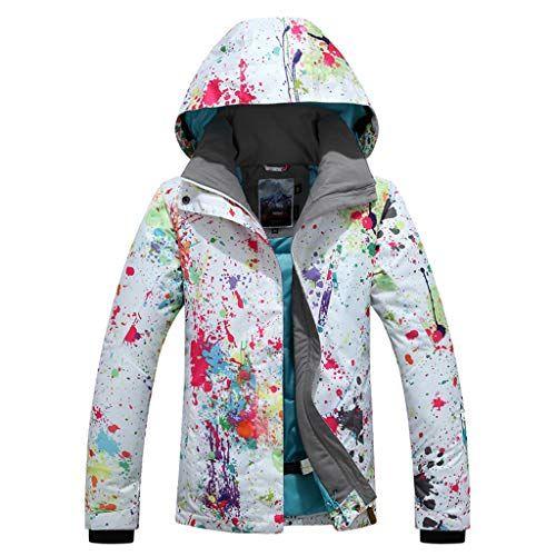außergewöhnliche Farbpalette Shop für authentische UK Verfügbarkeit APTRO-Damen-Skijacke-warm-Jacke-gefttert-Winter-Jacke ...