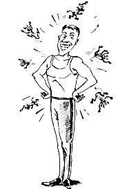 """Снимает мышечное напряжение.Корректор осанки «ОСКОР». Relieves muscle tension.Posture corrector """"OSCOR""""."""