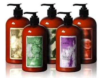 BEFORE/AFTER PHOTOS: WEN Hair Care Cleansing Conditioners/Shampoos By Chaz Dean - 3 New Scents