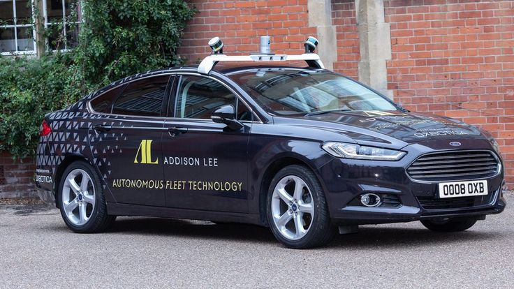Addison Lee plans selfdriving taxis by 2021 Self