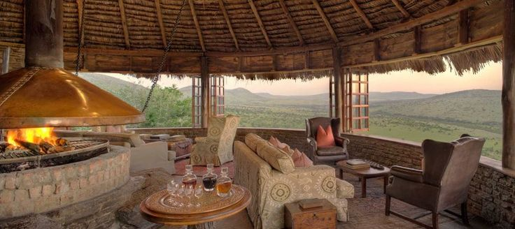 Klein's Camp Serengeti Offering breathtaking views over the plains of the Serengeti, over which the herds of the Great Migration pass each year, this private and remote camp offers guests an unforgettable safari experience. Guests can get a taste of local Maasai culture and experience thrilling night drives.