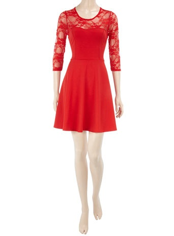$55: Style, Dream Closet, Dresses Galore, Wedding, Skirts Dresses, Red Lace Dresses, Lace Red, Grade Dresses