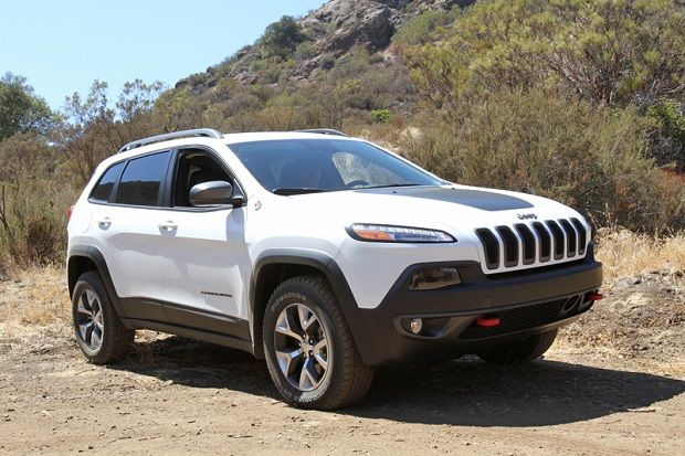"""2014 Jeep Grand Cherokee Trailhawk 