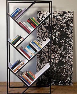 Decoraciones y mucho mas: Colección de Modernos Estantes para Casa para el 2013