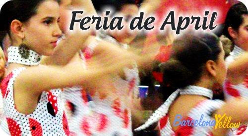 Feria de Abril en Barcelona