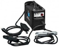 The Blue Demon BLUEARC-90STI 90-Amp Inverter Style Stick and Tig Welding Machine is an inverter-based stick welder that also has a TIG option for convenience, although most individuals choose to use it with stick welding.