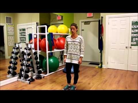 Shoulder Impingement Syndrome Rehab Exercises - YouTube