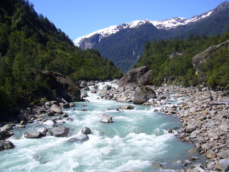 Carretera Austral, Chile http://www.vivaexpeditions.com/