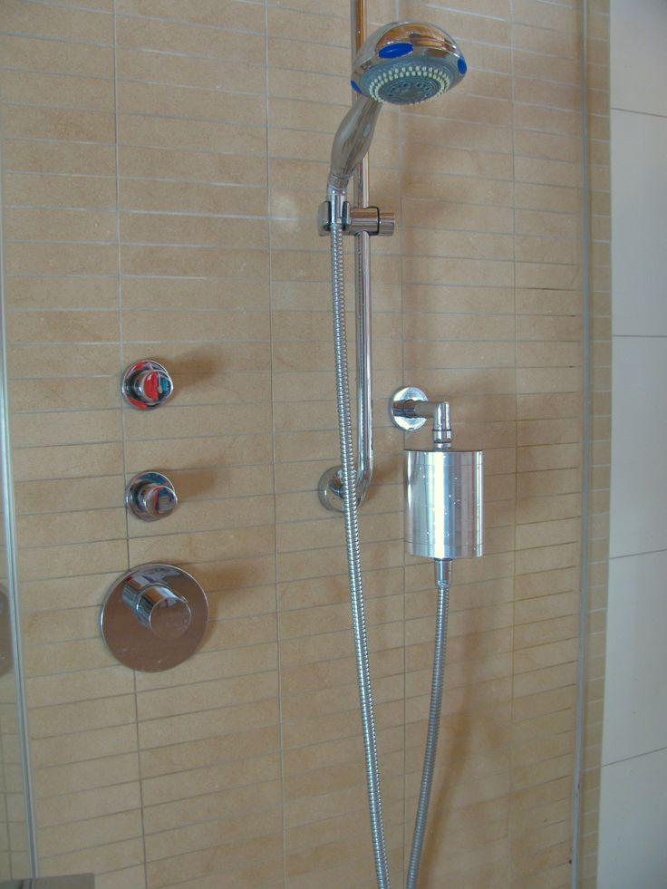 18 best Bathroom images on Pinterest | Rain shower heads, Shower ...