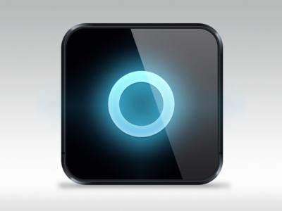 Dribbble - App icon test by Adam Kiss