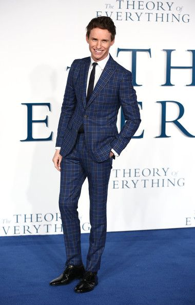 Eddie Redmayne - The Theory of Everything Premiere in London  #suits