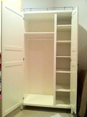 ber ideen zu hemnes kleiderschrank auf pinterest kleiderschrank hemnes und. Black Bedroom Furniture Sets. Home Design Ideas