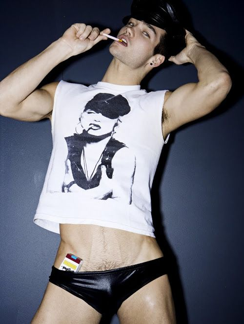 christopher fawcett in quotdirty popquot by rick day for coitus