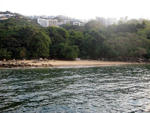 Nudist beaches in Mexico