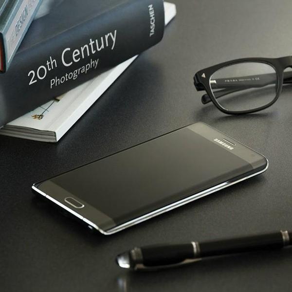 De Galaxy Note Edge - binnenkort beperkt beschikbaar!