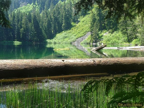 Two Waterfalls and a Lake (Chenius Falls, Ranger Falls and Green Lake) - Seattle Backpackers Magazine