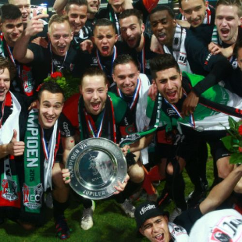 NEC Nijmegen Promosi ke Eredivisie