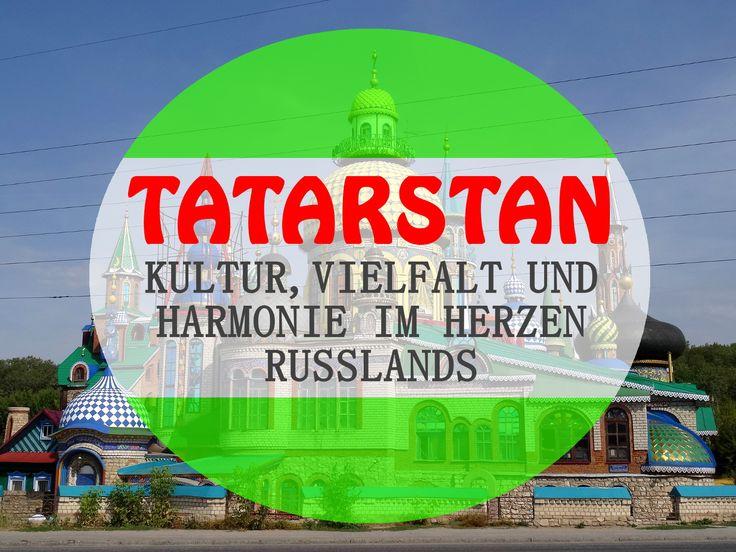 Mitten im Herzen Russlands liegt Tatarstan. Die autonome Republik rund um Kasan hat unglaublich viele tolle Ecken, die es zu erkunden lohnt.