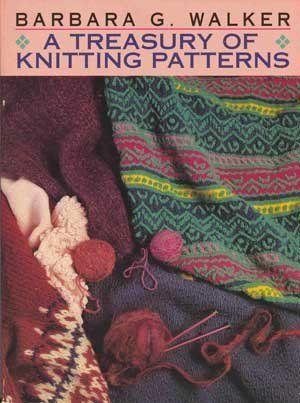 A Treasury of Knitting Patterns by Barbara G. Walker,http://www.amazon.com/dp...