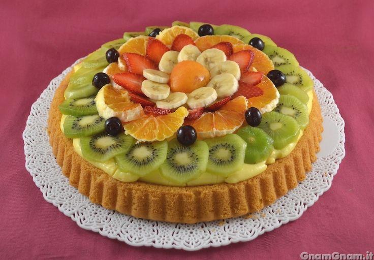 Scopri la ricetta di: Crostata morbida alla frutta – Video ricetta