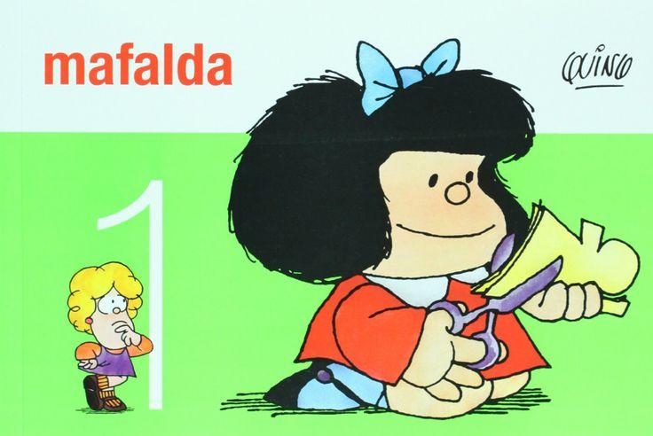6 ASUNTOS POLITICO-SOCIALES EN LA VOZ DEL PERSONAJE MAFALDA un blog post de www.SpeakingLatino.com para #SpanishFriday #Mafalda