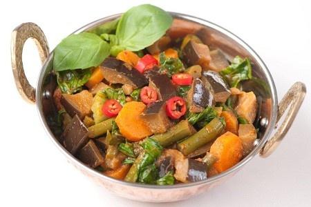Jungle curry #NewZealand #vegetable #recipes