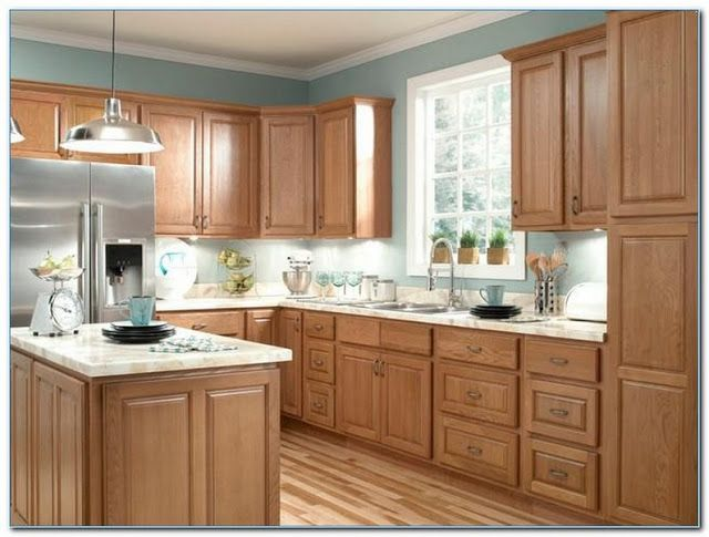 Kitchen Color Ideas With Oak Cabinets New Kitchen Cabinets Light Oak Cabinets Kitchen Remodel