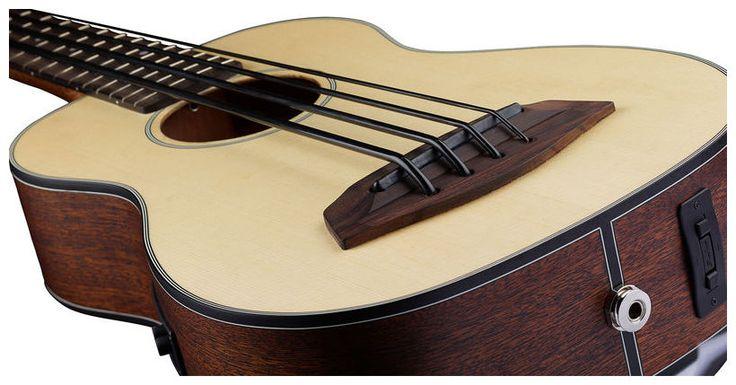 Kala UBASS SSMHG FS Bass Ukulele #ukulele #music #thomann