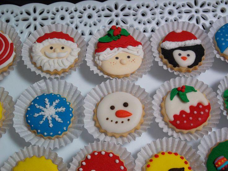 Deliciosas galletas decoradas
